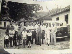 bairro do Souza década de 50